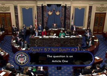 فشل مجلس الشيوخ الأمريكي في عزل ترامب