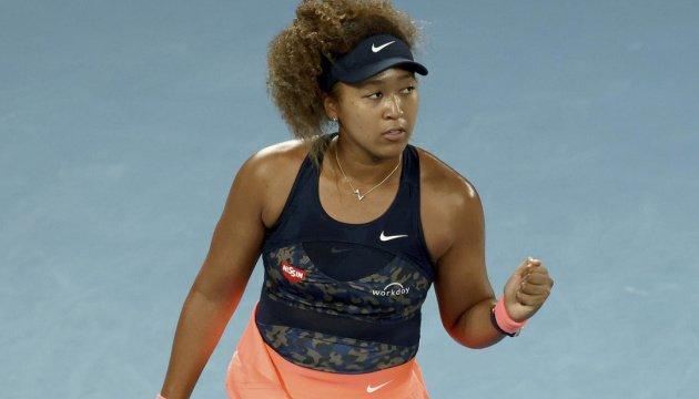 فوز لاعبة التنس اليابانية اوساكا ببطولة استراليا المفتوحة للمرة الثانية