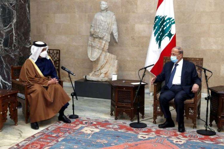 قطر تتحدث عن شرطها لمساعدة بيروت، وتربط ذلك بتشكيل حكومة