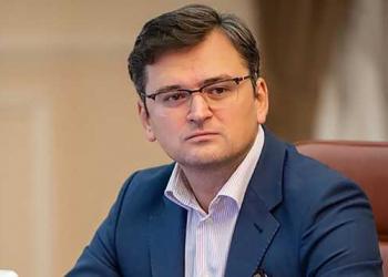 وزير الخارجية الاوكرانية