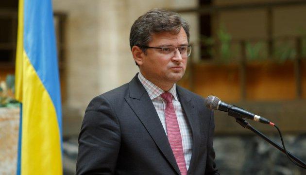 كوليبا... اتفاقية الاجواء المفتوحة مع الاتحاد الاوروبي غير جاهزة للتوقيع خلال اوائل مارس