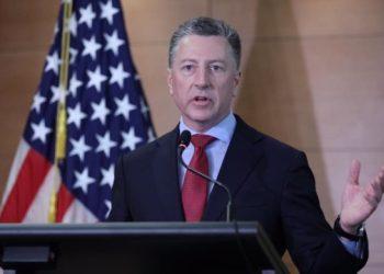 كيرت فولكر يقدم خارطة طريق للإدارة الأمريكية لأوكرانيا