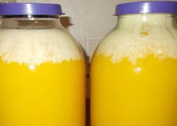 ماذا تعني الرغوة البيضاء في جرة العسل؟