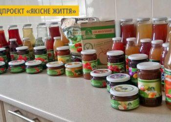 مزرعة في بولتافا تبتكر طرق حديثة لمعالجة التفاح وتخزينه