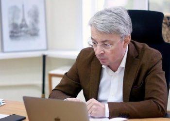 وزارة الثقافة تعلن عن بدء تشييد متحف ثورة الكرامة في اوكرانيا