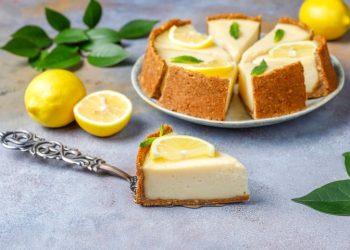 وصفة منزلية لصنع تشيز كيك الليمون