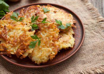 وصفة منزلية لعمل فطائر البطاطس