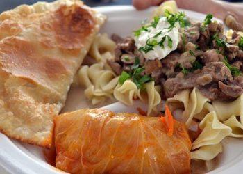 أشهر 10 أكلات من المطبخ الأوكراني