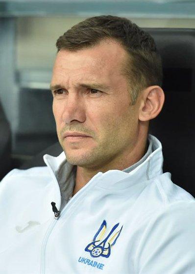 أندريه شيفتشينكو