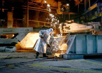 أوكرانيا ضمن أعلى-10 دول في التصنيف العالمي لإنتاج الحديد