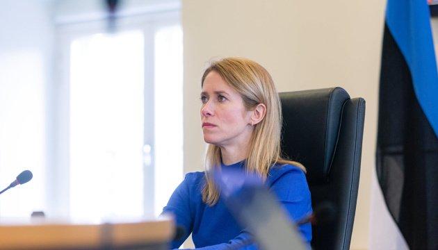 اصابة رئيسة وزراء إستونيا بفيروس كورونا