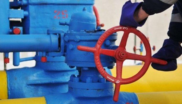 انخفاض نقل الغاز إلى اوروبا عبر اوكرانيا بمقدار الربع