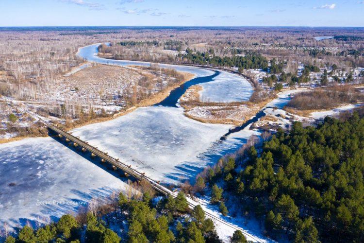 تشيرنوبيل الأنهار تنبض بالحياة وللطبيعة كلمتها