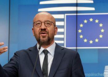رئيس المجلس الاوروبي يبدا زيارة عمل الى اوكرانيا