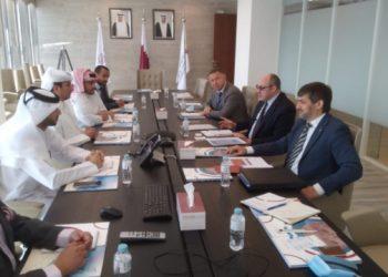 سنيك يجتمع مع شركاء قطريين لمناقشة امتياز ميناء أوليفيا