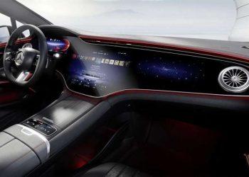 شركة مرسيدس تنافس تسلا و تقوم بتطوير سيارة كهربائية فاخرة جدا