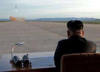 كوريا الشمالية تطلق صاروخين باليستيين باتجاه اليابان