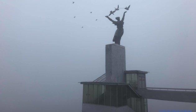 كييف من جديد بين اعلى عشرين مدينة مع الهواء الاكثر تلوثا في العالم