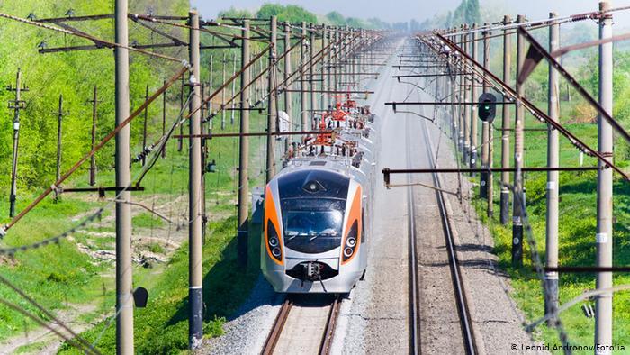 مشروع القطار عالي السرعة