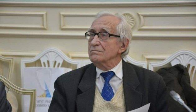 وفاة عالم اللغة الأوكراني إيفان يوشوك