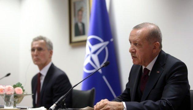 أردوغان: يجب حل الأزمة بين أوكرانيا و روسيا من خلال الحوار