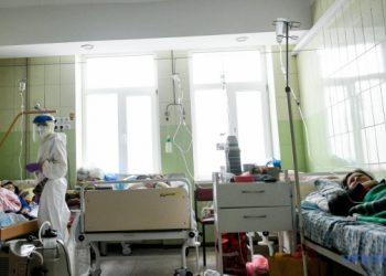 إصابة أكثر من 1.2 ألف أوكراني بفيروس كورونا مرتين