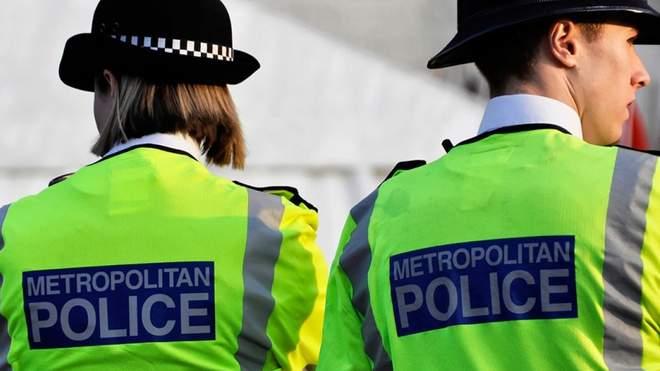 إصابة 8 من ضباط الشرطة خلال احتجاجات في لندن