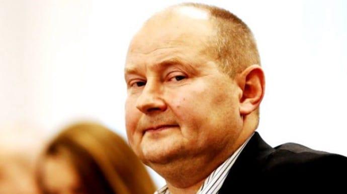 اختطاف القاضي الأوكراني تشاس في مولدوف