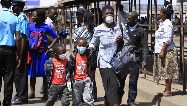 افريقيا تتجاوز الـ 4.5 مليون إصابة بفيروس كورونا و جنوب افريقيا تسجل أكبر عدد من الإصابات