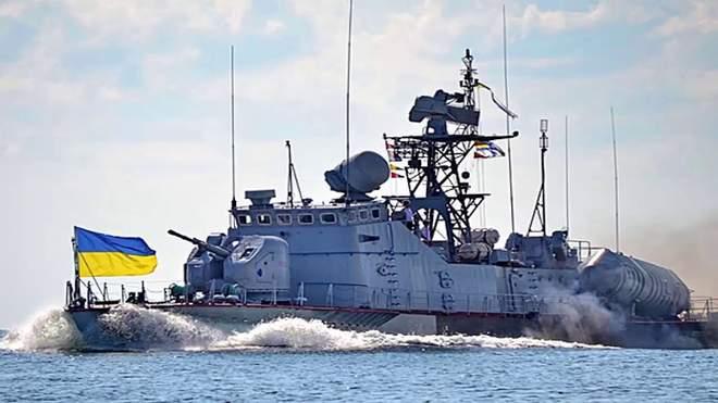 البحارة الأوكرانيون يشاركون في تدريب للبحرية التركية