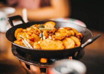 البطاطس المقلية العطرية