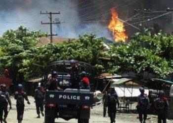 السلطات العسكرية في ميانمار تصدر مذكرات توقيف بحق 26 من قادة المعارضة