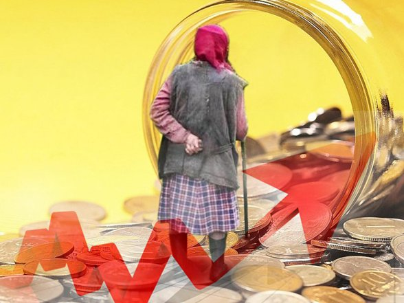 النساء المتقاعدات في أوكرانيا يتلقين معاشات تقاعدية أقل بنسبة 30٪ من الرجال