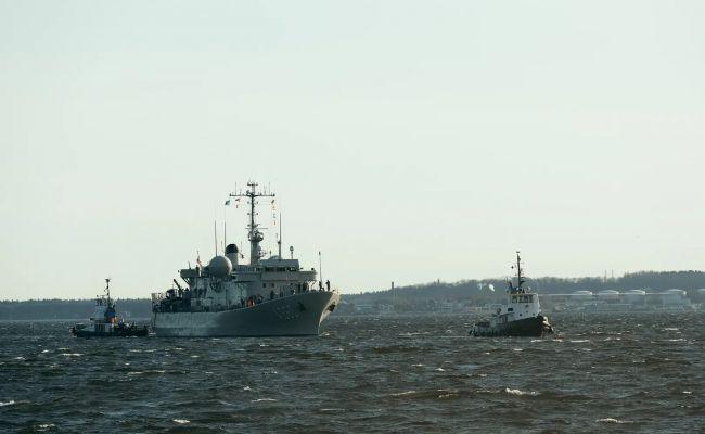 بدء مناورات حلف الناتو في بحر البلطيق