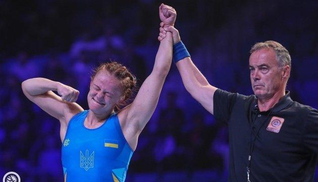 بنات أوكرانيا يفزن بذهبيتين وفضية وبرونزية في بطولة أوروبا للمصارعة