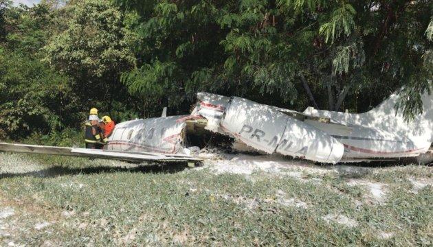 تحطم طائرة في البرازيل أثناء هبوطها يسفر عن مقتل راكب