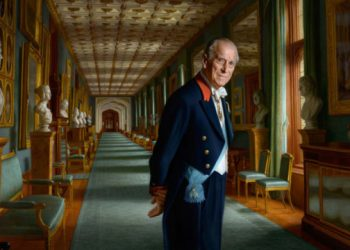 حضر عدد من البريطانيين جنازة الأمير فيليب مثلما حصل في حفل زفاف الأمير هاري