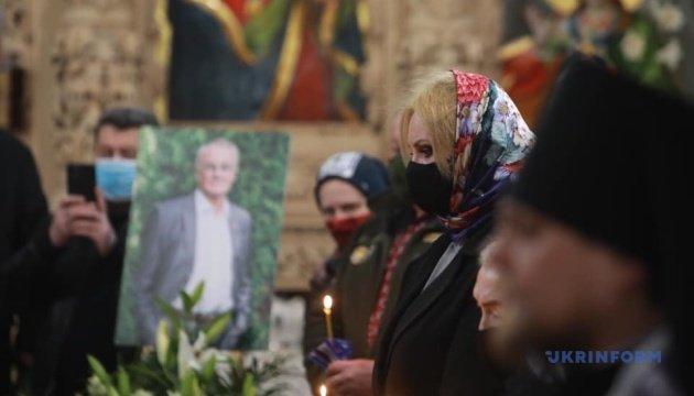 حفل وداع الكاتب والسياسي فولوديمير يافوريفسكي