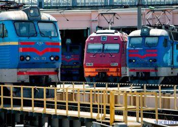 شركة قطارات أوكرانية لديها وقود يكفي لمدة أربعة أيام فقط