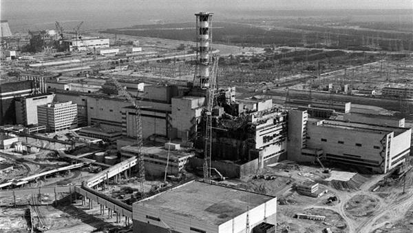 كارثة تشيرنوبيل
