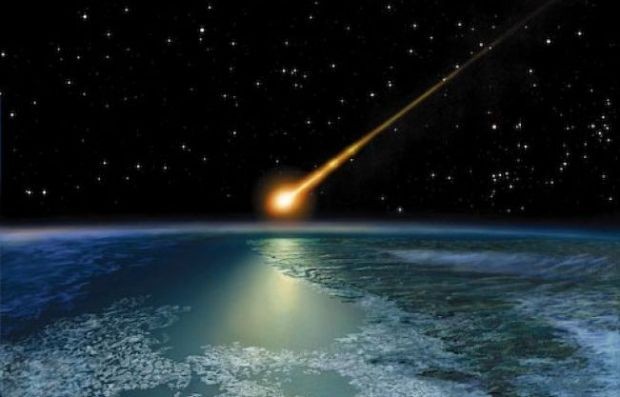 للمرة الاولى رصد مسار كويكب بشكل كامل