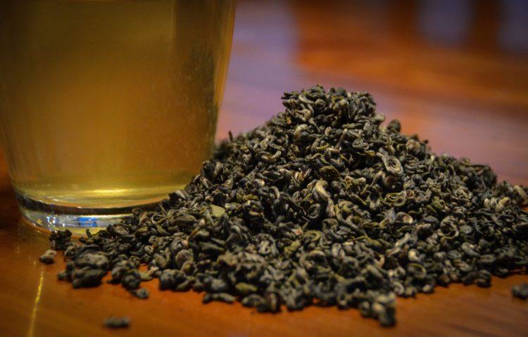 مزرعة الشاي في ولاية آسام