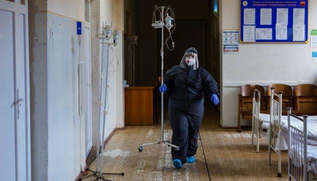 معدل الإصابة بفيروس كورونا في العاصمة كييف يتأرجح بين الإرتفاع و الإنخفاض