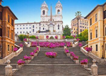 مناطق الجذب السياحي الأعلى تقيمًا في روما