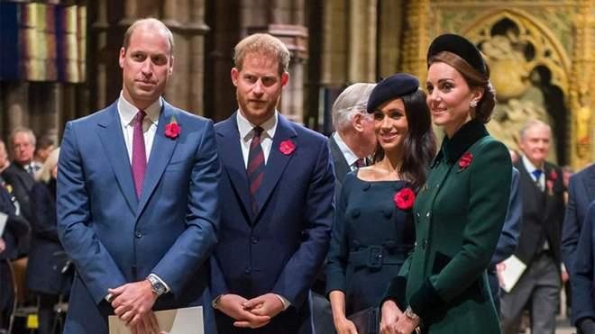 هل سيغفر الأمير وليام لميغان ماركل بسبب حديثها عن زوجته ؟