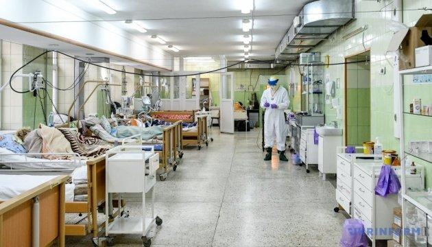 1112 حالة إصابة بفيروس كورونا و 51 حالة وفاة يوميًا في العاصمة كييف