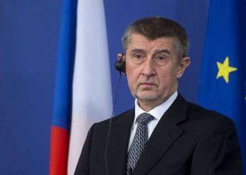 رئيس وزراء جمهورية التشيك أندريه بابيش
