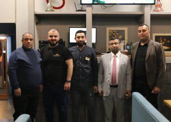 المركز ينظّم إفطاره السنوي الجامع للجاليات العربية في أوكرانيا