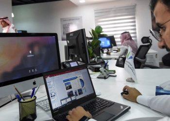 ما يدل عليه التصنيف العالمي المحسن للمملكة العربية السعودية في مرونة العمل