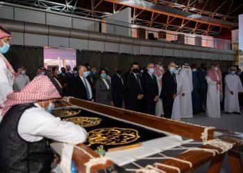 ع / عام / وفدٌ دبلوماسي يضم أكثر من 60 دولة يزور معرض مشروعات منطقة مكة المكرمة الرقمي بجدة 29 شوال,1442 هـ(واس)
